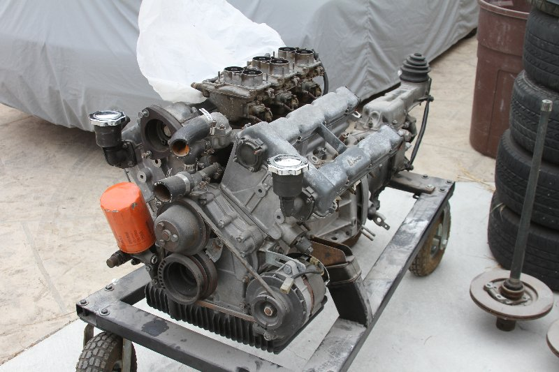 This Would Be A Beautiful Swap Alfa 3l Aluminum Block V6 Page 3